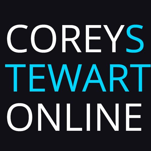 Corey Stewart Online