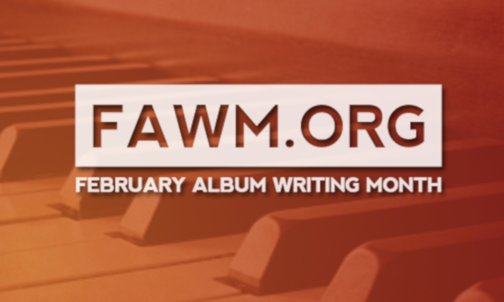 FAWM 2019 Is Just Around The Corner – Are You In?
